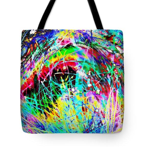 Christmas Tote Bag by Carol Lynch