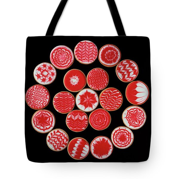 Christmas Cookies Tote Bag