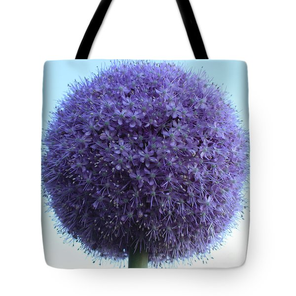 Christmas Global Flower In Shade Tote Bag by Amanda Holmes Tzafrir