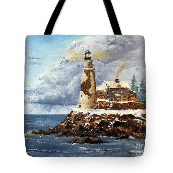 Christmas Island Tote Bag
