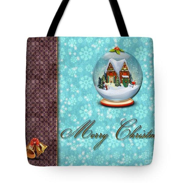 Christmas Card 13 Tote Bag