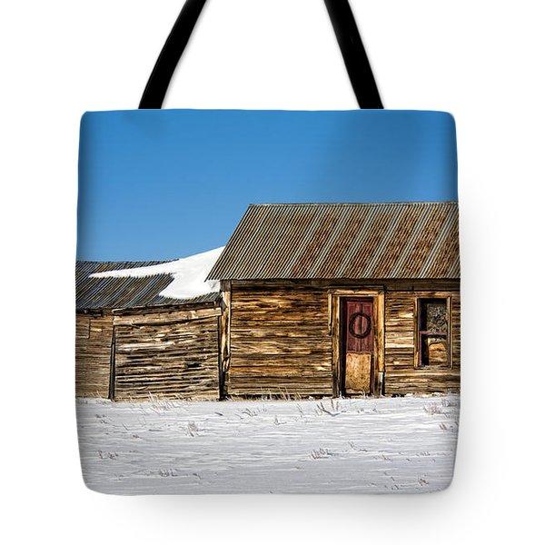 Christmas Past Tote Bag