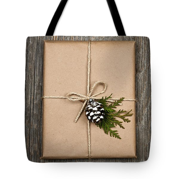 Christmas Present  Tote Bag