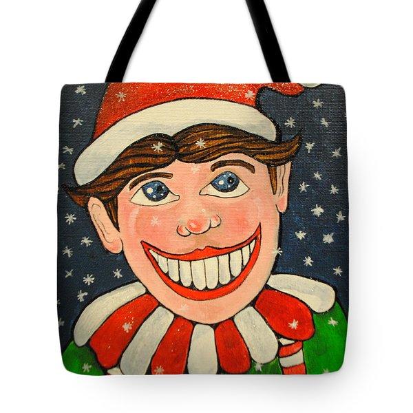 Christmas Tillie Tote Bag