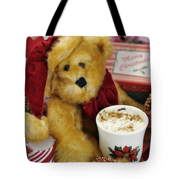 Christmas Traditions Tote Bag