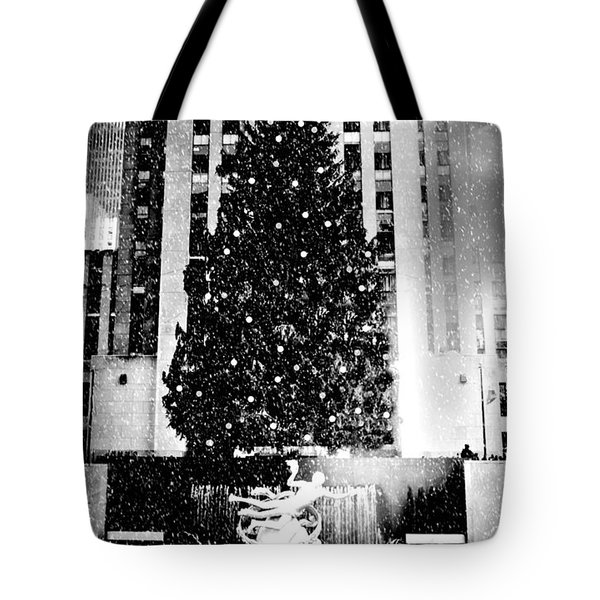 Christmasing With You Tote Bag