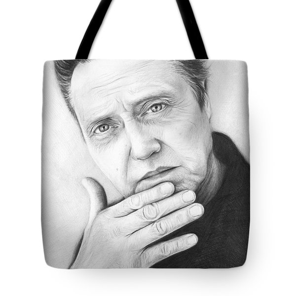 Christopher Walken Tote Bag