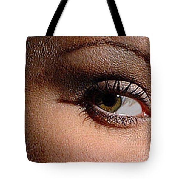 Christy Eyes 89 Tote Bag by Gary Gingrich Galleries