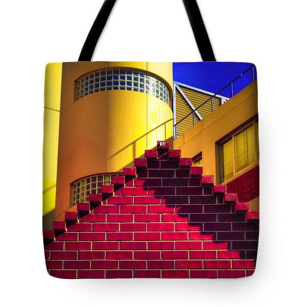 Chromatic Tote Bag by Wayne Sherriff