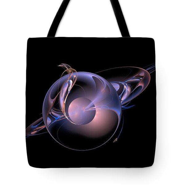 Chrome Worlds-4 Tote Bag