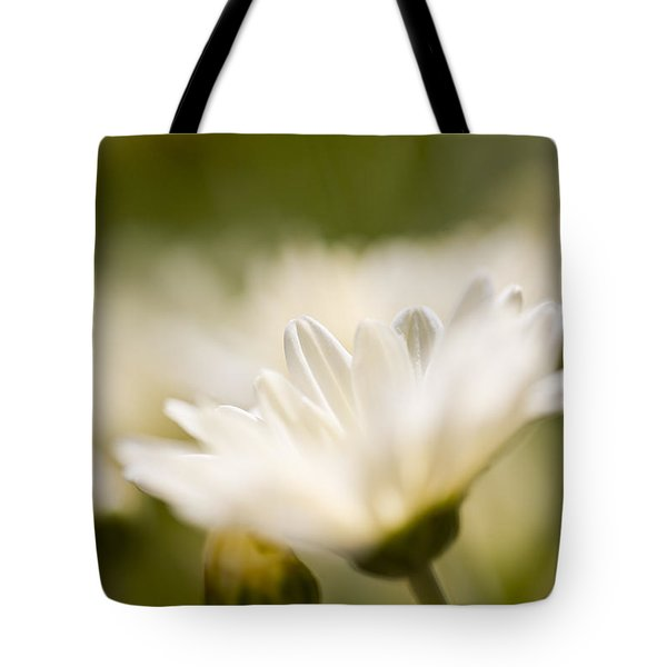 Tote Bag featuring the photograph Chrysanthemum Flowers by Richard J Thompson
