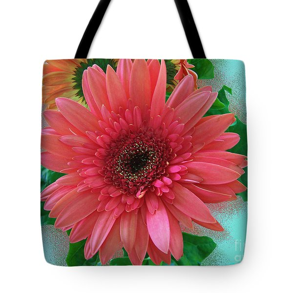 Tote Bag featuring the photograph Chrysanthemum by Gena Weiser