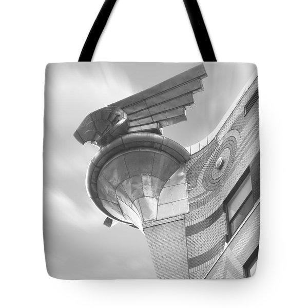Chrysler Building 4 Tote Bag