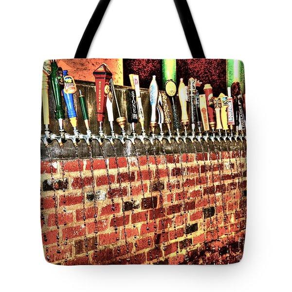 Chug Tote Bag by Debbi Granruth
