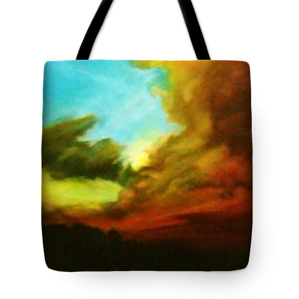 Chuluota Sunset 2 Tote Bag