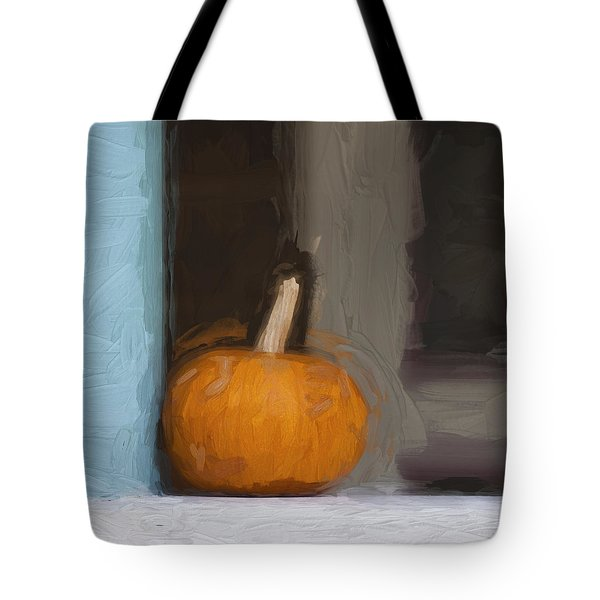 Church Camp House Detail Painterly Series 13 Tote Bag