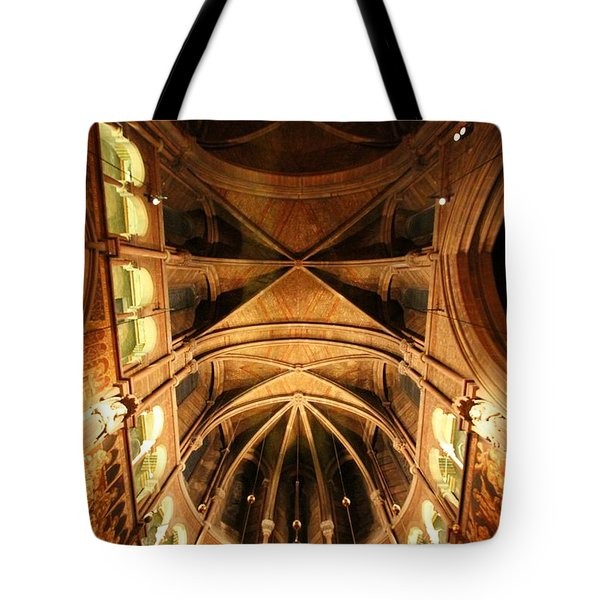 Church  Tote Bag