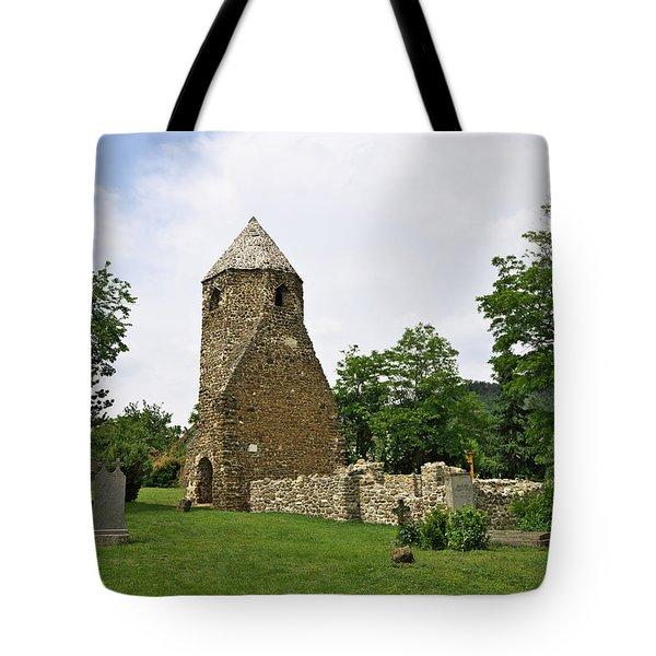 Church Of Avasi Rehely Tote Bag