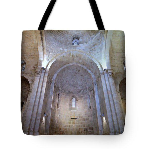 Church Of St. Anne Tote Bag by Stephen Stookey