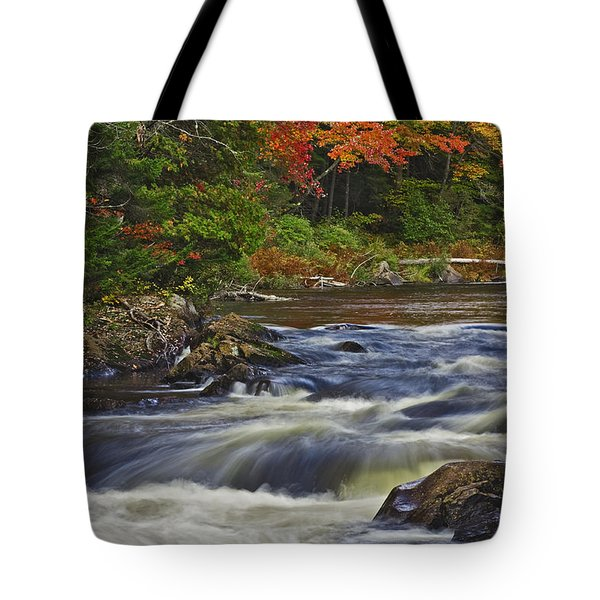 Chute Croches Tote Bag