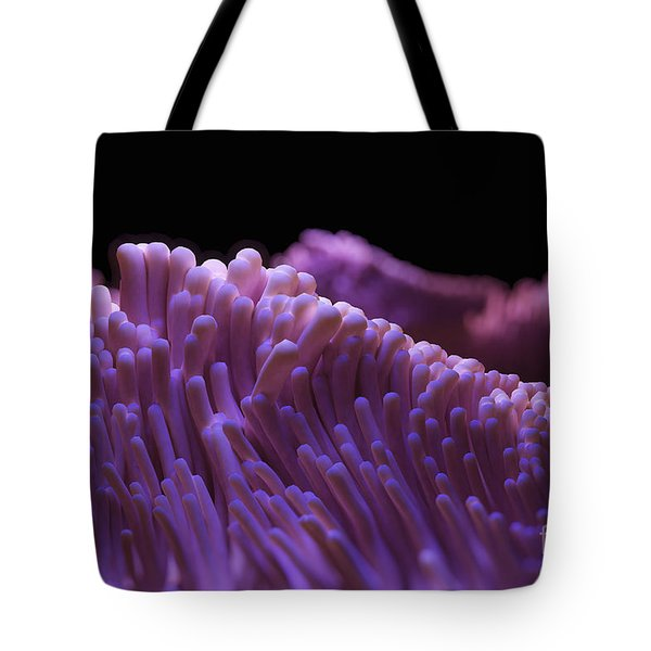 Cilia Of The Respiratory Tract Tote Bag