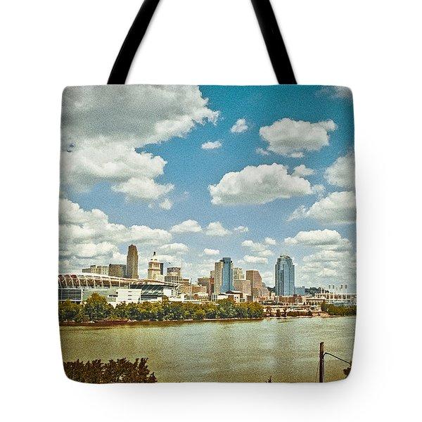 Cincinnati 4 Tote Bag