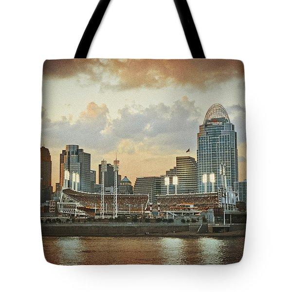Cincinnati Ohio Vii Tote Bag