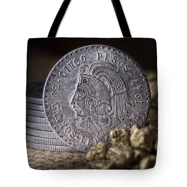 Cinco Pesos Still Life Tote Bag