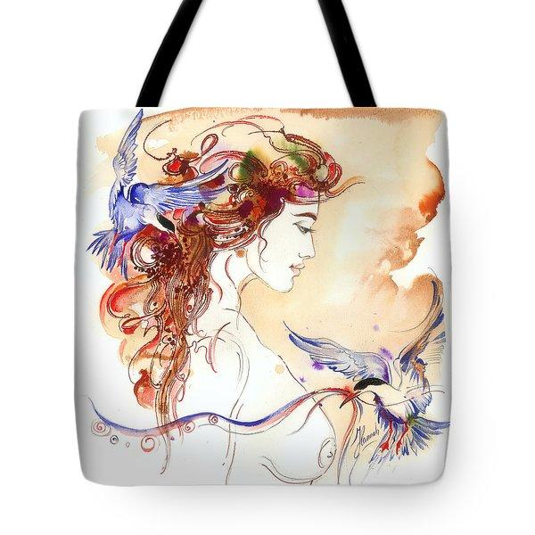 Cinderella Story Tote Bag