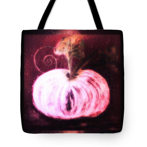 Cinderella's Pumpkin  Tote Bag