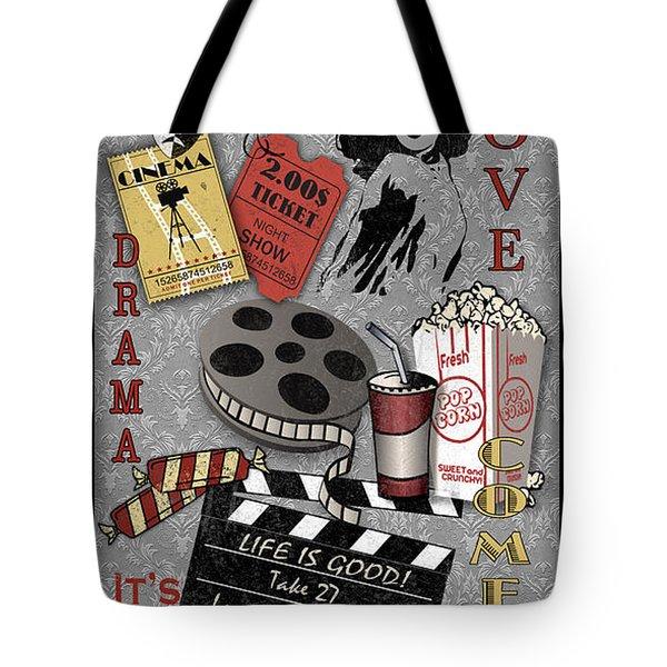 Cinema-jp2214 Tote Bag