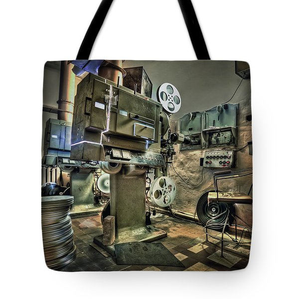 Cinematica Tote Bag