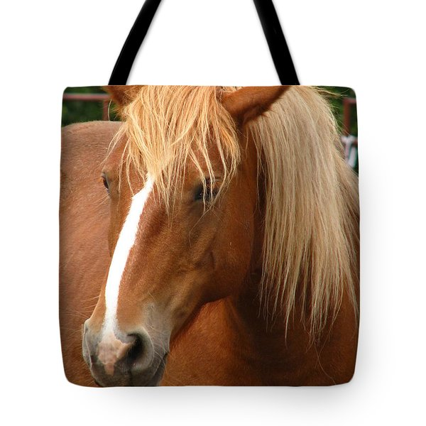 Cinnamon Girl Tote Bag