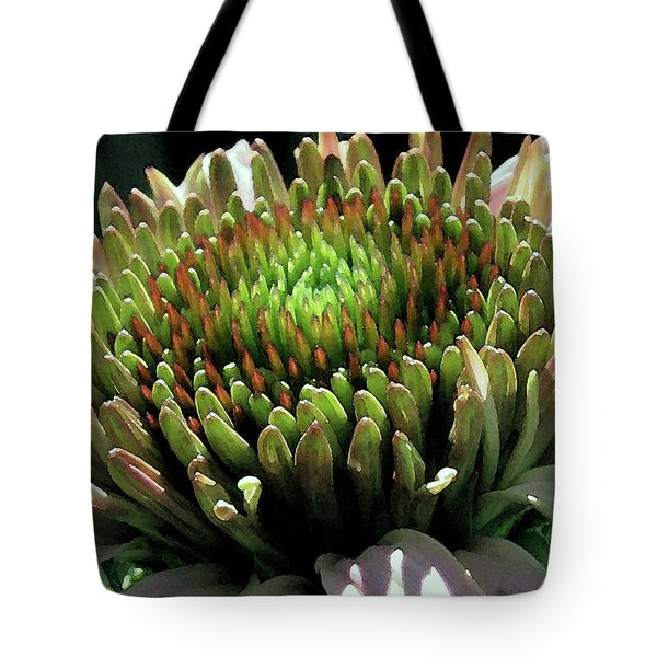 Tote Bag featuring the photograph Circle Of Friends by Jean OKeeffe Macro Abundance Art