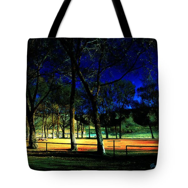Circle Of Trust Tote Bag