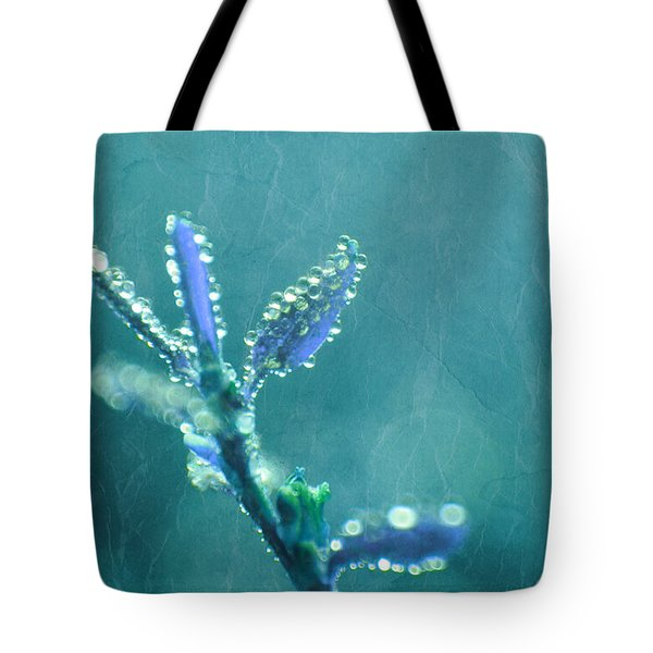 Circles From Nature - C4t04c Tote Bag by Variance Collections