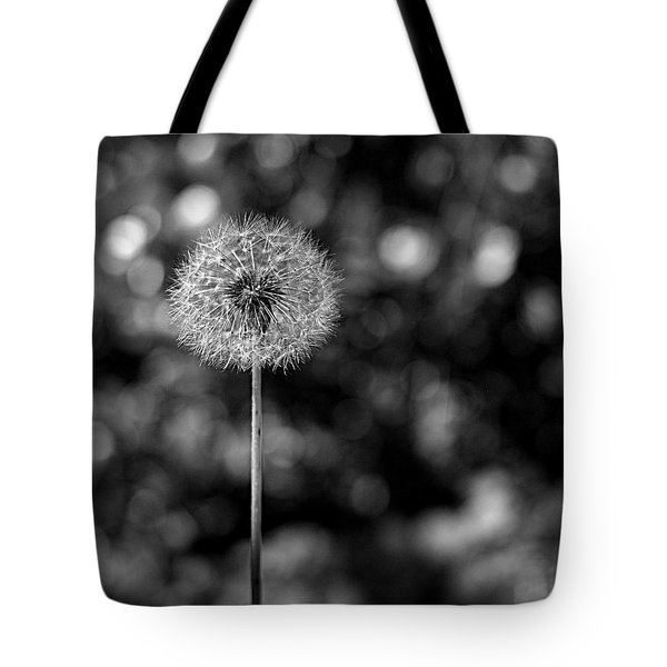 Circles Of Life Tote Bag by Rona Black