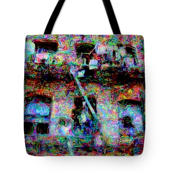 Tote Bag featuring the photograph Circumstances by Nick David