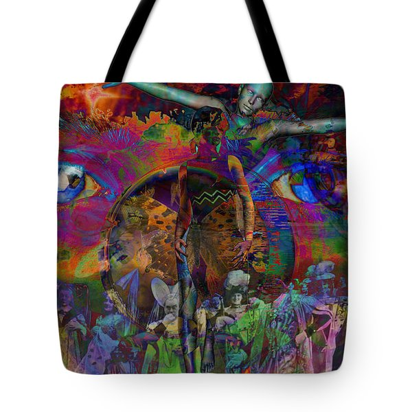 Solar Mind Tote Bag