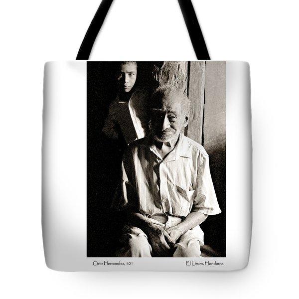 Cirio Hernandez Tote Bag