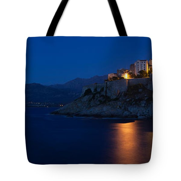 Citadel At The Waterfront, Calvi Tote Bag