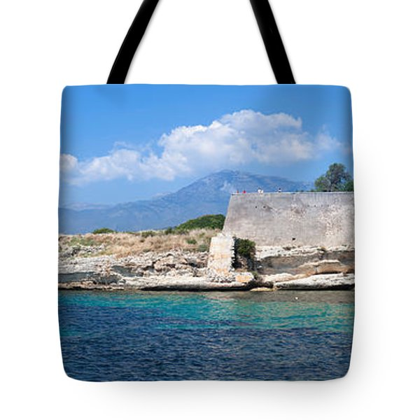 Citadel At The Waterfront Tote Bag