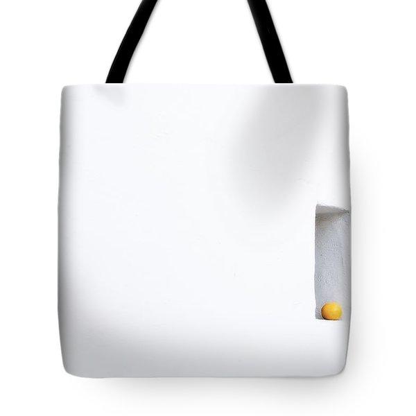 Citrus Simplicity Tote Bag