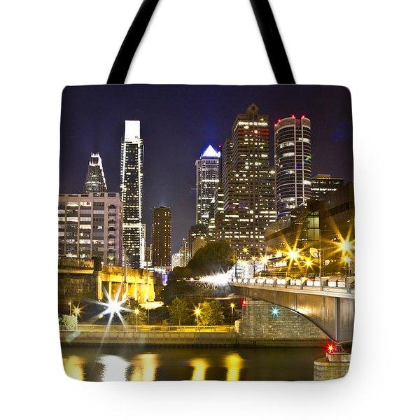 City Alive Tote Bag