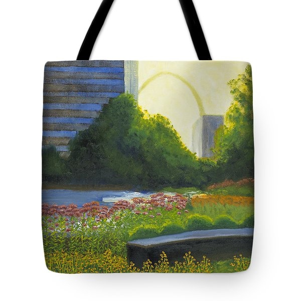 City Garden St. Louis Tote Bag
