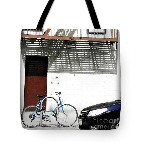 City Home Tote Bag by Sarah Loft