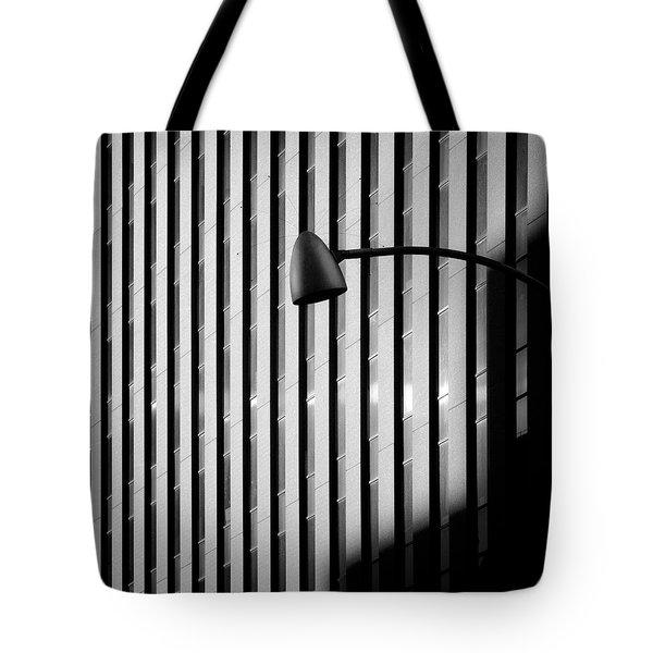 City Lamp Tote Bag