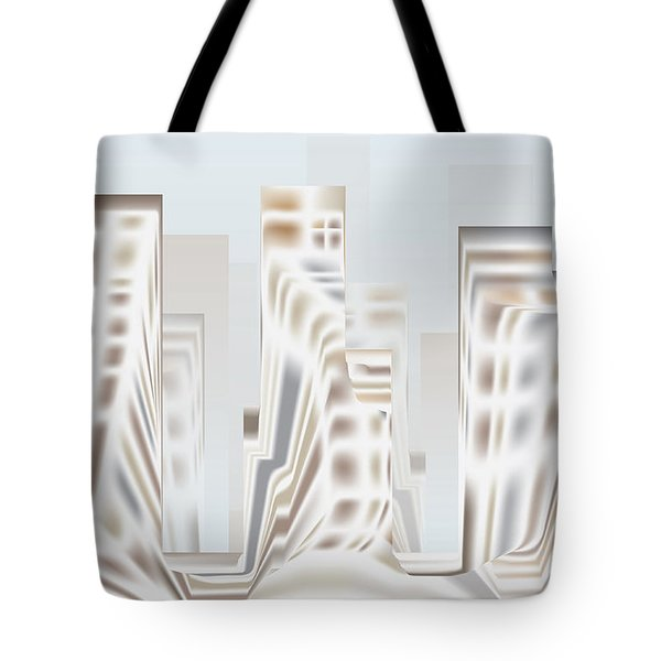 City Mesa 2 Tote Bag