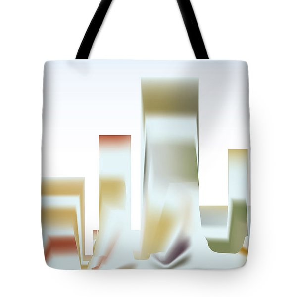 City Mesa Tote Bag