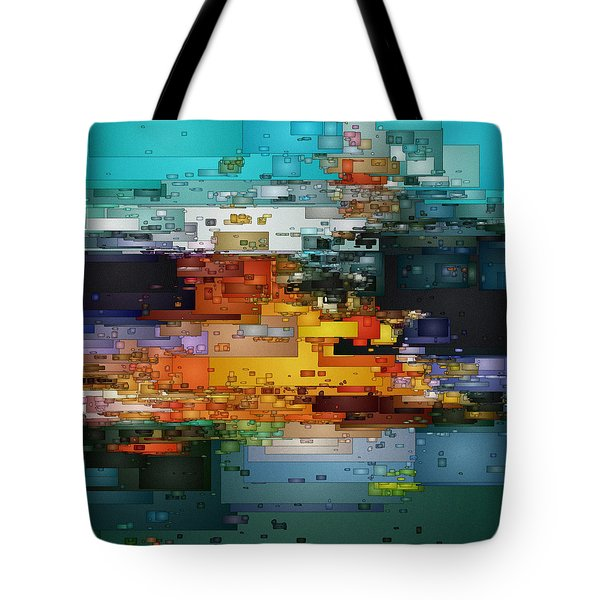 City Of Color 1 Tote Bag